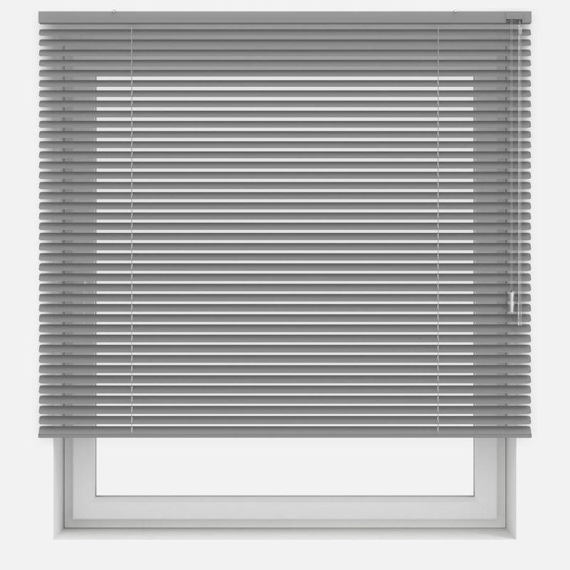 Aluminium-Jalousie nach Maß an der Wand oder Decke